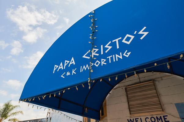 welcome to papa cristos