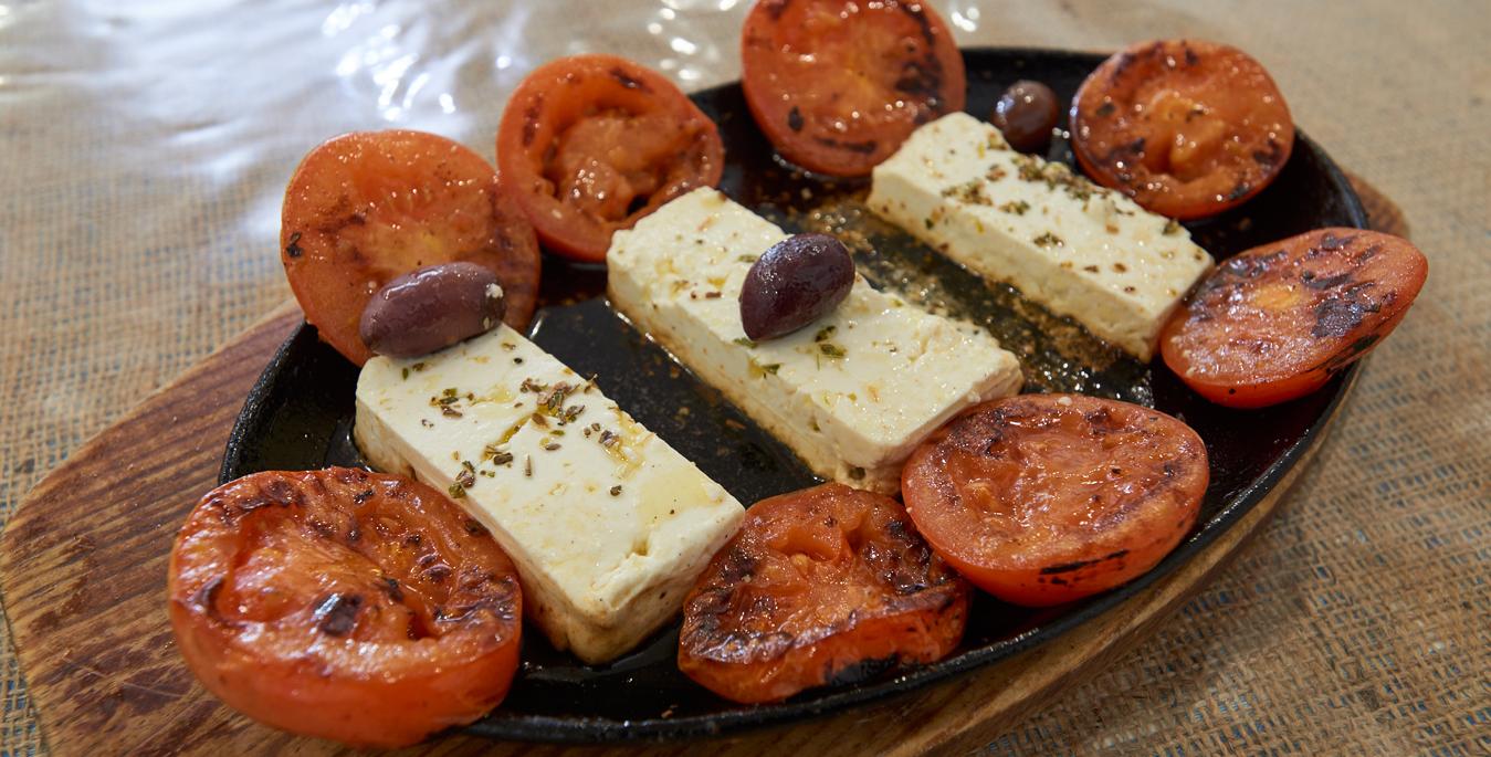 best greek food in downtown la