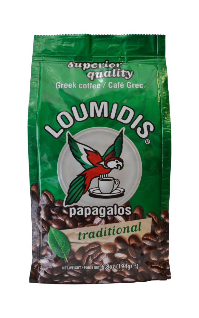 Authentic Loumidis Coffee