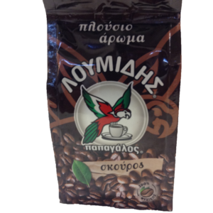 Dark Greek Coffee