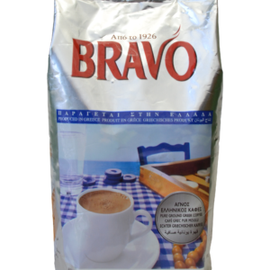 Bravo Greek Coffee