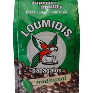 Papagalos Greek Coffee
