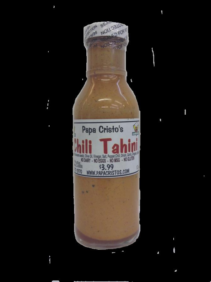 Papa Cristo's Greek Chili Tahini