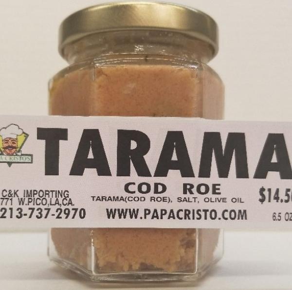 Tarama at Papa Cristo's Shop
