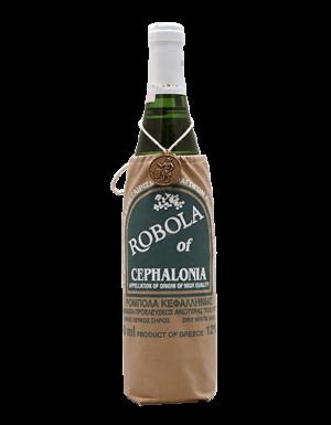 Greek White Wine - Robola of Cephalonia