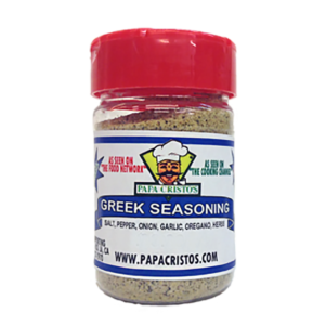 Papa Cristo's Greek Seasoing